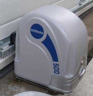 Автоматика за плъзгаща врата / мод.  SLY 500K (за врата до 500 кг.)