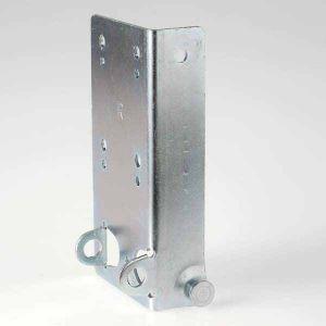 Ролкодържачи долни, нерегулируеми, за ролки с диаметър на оста 11мм., за врата до 100кг.