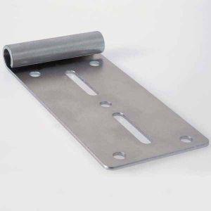Ролкодържачи горни, галванизирани, за LHR и RES200, за ролки с диаметър на оста 11мм.