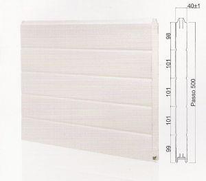 "Панел ""MONOWALL"" гладък Бял / 500 мм. Х 5100 мм. Х 40мм."